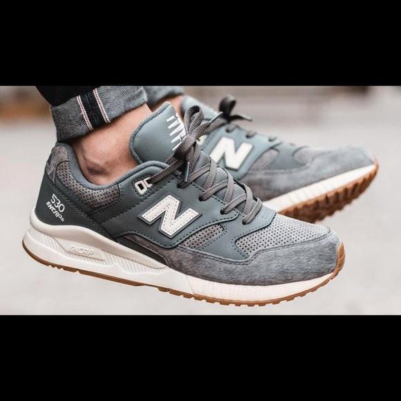 new balance 530 gray